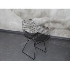 SAN8 Tel Kolçaklı Sandalye