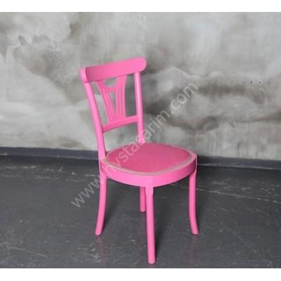 SAN2 Masif Ahşap Sandalye