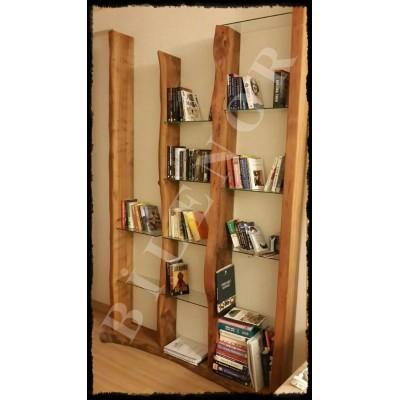 MK007 Ağaç Kitaplık