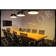Ahşap Toplantı Masası