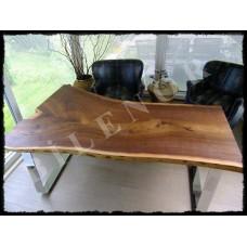 Ağaç Masa 0031 Karaağaç Ahşap Ofis masası