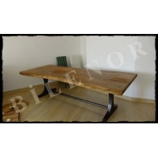 MA0041 Karaağaç Ağaç Yemek Masası