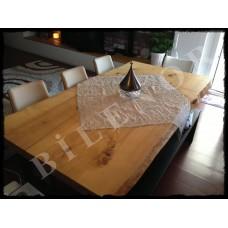 MA0042 Doğal Ahşap Yemek Masası