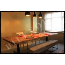 MA0049 Kütük Yemek Masası