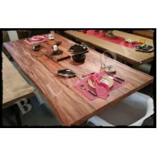 MA0079 Elma Ahşap Yemek Masası