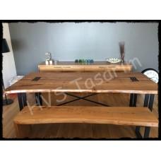 Ağaç Masa 0094