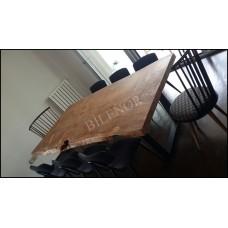MA0128 Kütük Yemek Masası