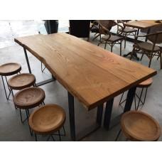 MA0145 Kestane kafe restaurant masası