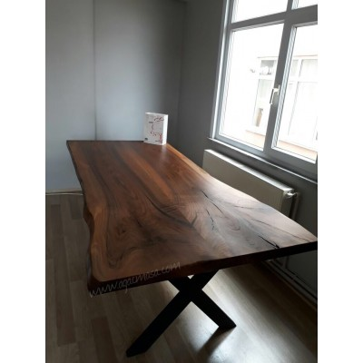 MA0153 Ceviz Ağaç Yemek Masası