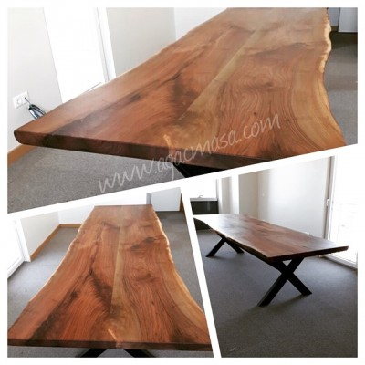 MA0156 Ceviz Toplantı Masası