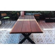MA0169 Sapelli Ağaç Masa